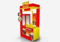GEROBAK MODERN: gerobak pop cron