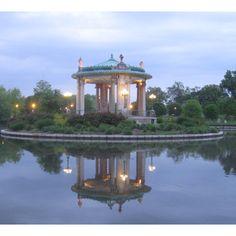 Forest Park, St. Louis