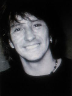 Richie's smile can warm the coldest heart.
