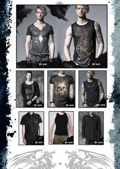 Pag 13 del catálogo de www.battlemetalstore.es  #ropaheavy