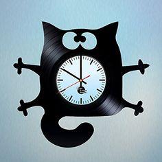 Resultado de imagen de handmade clock ideas
