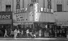 Roxie Theatre, Broadway, Los Angeles