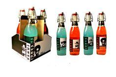 Jones Soda Re-Packaging by Kylee Tarasyuk, via Behance