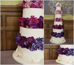 2014+Wedding+Trends | ... Purple Ombre & Retro Rainbow a Look a 2013 & 2014 Wedding Trends