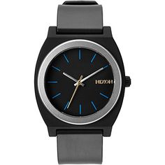 Women's Wrist Watches - Nixon Mens A119152900 Time Teller P Analog Display Japanese Quartz Grey Watch -- Read more reviews of the product by visiting the link on the image.