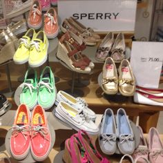 Sperry's!!! Oh my goodness!!! <3 <3 <3 Have them in sparkly silver! :)