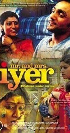 Mr & Mrs Iyer.  Directed by Aparna Sen.  With Rahul Bose, Konkona Sen Sharma, Bhisham Sahni, Surekha Sikri. During a bus journey, a devout Hindu Brahmin woman protects a Muslim man when communal rioting breaks out.