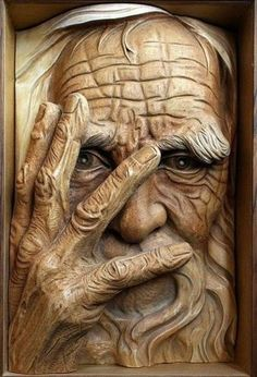 Wood Carving...