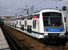 Paris suburban rail