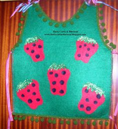 Ilaria e Dintorni: Cucito creativo: Il folletto delle Fragole