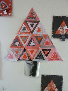 la grande soaz arts visuels à l\u0027école maternelle. Décoration Noel  MaternelleBRICOLAGE DE NOELIdee