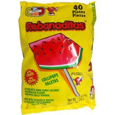 Candy Pop Super Reabanaditas de Sandia