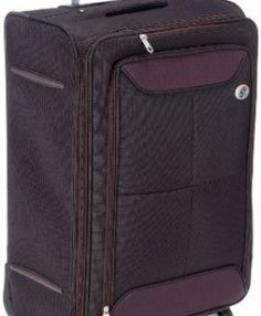 best soft luggage - Google Search | softside luggage | Pinterest