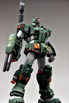 MG 1/100 FA-78-A Full Armor Gundam - Customized Build Modeled by Suny Buny