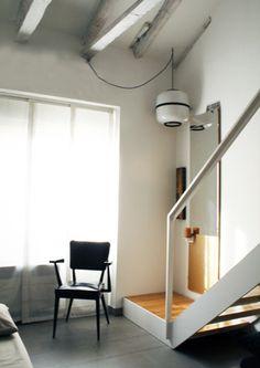 La casita del árbol   RÄL167 - Interiorismo, decoración, reforma y diseño de interiores Lighting, Home Decor, Apartments, Interior Design, Decoration Home, Room Decor, Lights, Home Interior Design