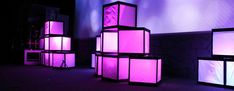 Playing with Blocks from Horizons Community Church in Ham Lake, MN | Church Stage Design Ideas