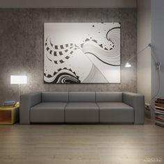 #batatus interiors illustration