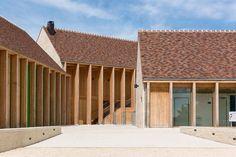 Bernard Quirot Architecte & Associés - Maison de santé de Vézelay Equerre d'argent 2015