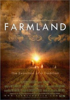 Corn, Beans, Pigs and Kids: Learn about where your food comes from by watching Farmland for Free on Hulu
