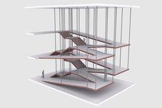Desenvolvimento escada/rampa