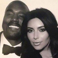 Kimye Wedding, Instagram, Kim Kardashian, Kanye West. $2.8 million wedding