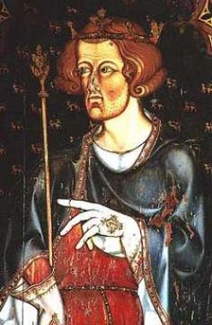 England's King Edward I, conqueror of Wales and 'Hammer of the Scots' died on the way to Scotland to fight Robert the Bruce, on this day 7th July, 1307. He was succeeded by Edward II