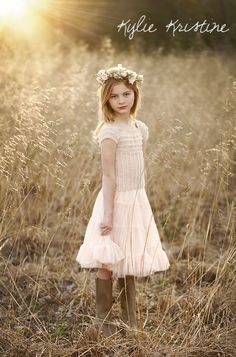 Whimsical Children Photography