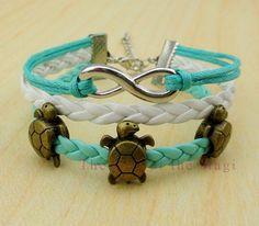 love the Infinity Bracelet