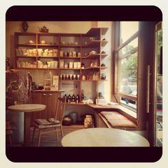Tushita Tea house, Munich - Germany. Via http://teatra.de blogger Lahikmajoe