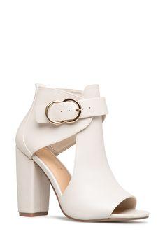2a06204ec16 Leilani cutout heeled sandal