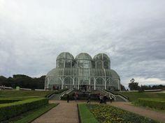 Jardim Botânico, Curitiba, PR, Brazil