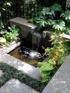 Backyard Water Feature, Ponds Backyard, Backyard Waterfalls, Garden Ponds, Fish Ponds, Natural Waterfalls, Natural Pond, Pond Landscaping, Landscaping With Rocks