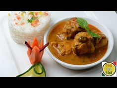Easy Chicken Curry with Onion Tomato Gravy is a way for the Indian food made convenient. Ingredients: Onions 150 g Tomatoes 150 g Salt Ginger garlic paste 1 . Quick Chicken Recipes, Recipe Chicken, Quick Recipes, Tomato Gravy, Onion Gravy, Tomato Curry, Indian Food Recipes, Ethnic Recipes, Easy Chicken Curry