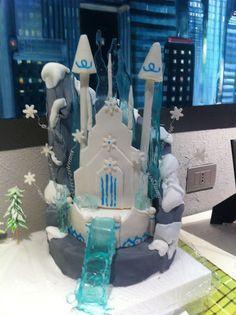 Castello di Frozen per la mia piccola