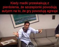 Polish Memes, Very Funny Memes, Best Memes, Gossip, Funny Pictures, Humor, Tips, Brain, Rage