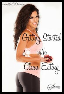 Best of 2012 - Getting Started with Eating Clean  OK, this is it.  I'm mentally preparing for a summer of eating clean to lose those 10 menopausal pounds by September . . . .