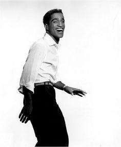Sammy Davis Jr - Gave the best performance I've seen in Las Vegas