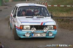 John Haugland; Julie Haugland; Škoda 130 LR; Rallye Praha Revival 2015 Turbo Car, Rally Car, Cars, Vehicles, Classic, Diy, Renault 5, Derby, Bricolage