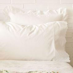 Embroidered Cotton Bed linen set - Bed Linen - Bedroom | Zara Home Nederland