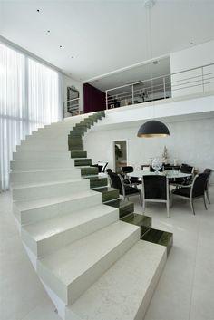 Sprawling property showcasing elegant interiors in Brazil by Brazilian studio PUPO+GASPAR Arquitetura