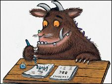 Gruffalo doubling problems: a fun interactive powerpoint on doubling that is ideal for a mental oral starter or as a plenary to round off a lesson