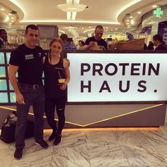 Had an amazing promo today for @phdwomanuk @phdnutritionuk and stumbled upon this awesome food vendor @proteinhausuk who uses our products in their baking! Definitely go check them out if you are near Canary Wharf well worth the visit  #fit #fitspo #fitness #fitchick #proteinhaus #protein #sportsnutrition #nutrition #health #healthy #gym #train #training #diet #food #bikinicompetitor #ukbffbikini #ukbff #lean #phd #phdnutrition #girlswhotrain #girlswholift #girlswithmuscle #fitnessmotivation…