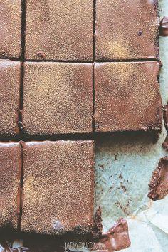 Bezglutenowe brownie z ciecierzycy » Jadłonomia