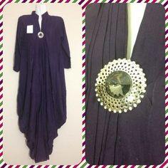$20 Dark purple tunic / kurti