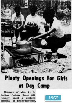 Girl Scout Camps in Florida
