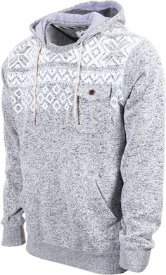 Vans Flurry Hoodie - lunar rock heather