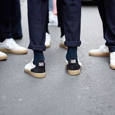 Ami #sneakers #menswear