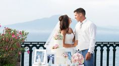 wedding in sorrento positano amalfi
