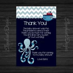 7 Best Thank Yous Images Baby Shower Gifts Baby Shower Thank You