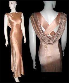 Vintage Fashion Guild : Fashion Timeline : 1930 To 1940